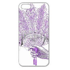 Panic At The Disco Apple Seamless Iphone 5 Case (clear) by Onesevenart