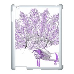 Panic At The Disco Apple Ipad 3/4 Case (white) by Onesevenart