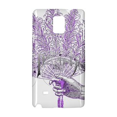 Panic At The Disco Samsung Galaxy Note 4 Hardshell Case by Onesevenart