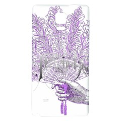 Panic At The Disco Galaxy Note 4 Back Case by Onesevenart