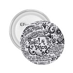 Panic! At The Disco Lyric Quotes 2.25  Buttons