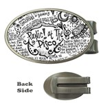 Panic! At The Disco Lyric Quotes Money Clips (Oval)