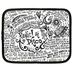 Panic! At The Disco Lyric Quotes Netbook Case (XL)