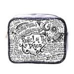 Panic! At The Disco Lyric Quotes Mini Toiletries Bags