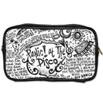 Panic! At The Disco Lyric Quotes Toiletries Bags 2-Side