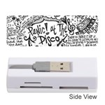 Panic! At The Disco Lyric Quotes Memory Card Reader (Stick)