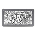 Panic! At The Disco Lyric Quotes Memory Card Reader (Mini)