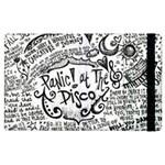 Panic! At The Disco Lyric Quotes Apple iPad 2 Flip Case