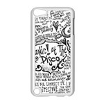 Panic! At The Disco Lyric Quotes Apple iPod Touch 5 Case (White)