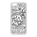 Panic! At The Disco Lyric Quotes Apple iPhone 5C Seamless Case (White)