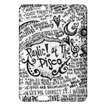 Panic! At The Disco Lyric Quotes Kindle Fire HDX Hardshell Case