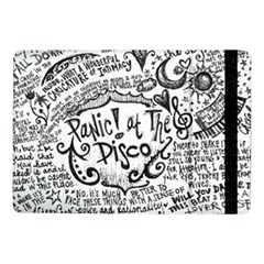 Panic! At The Disco Lyric Quotes Samsung Galaxy Tab Pro 10 1  Flip Case by Onesevenart