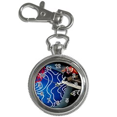 Panic! At The Disco Released Death Of A Bachelor Key Chain Watches by Onesevenart