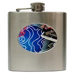 Panic! At The Disco Released Death Of A Bachelor Hip Flask (6 oz)