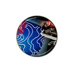 Panic! At The Disco Released Death Of A Bachelor Hat Clip Ball Marker