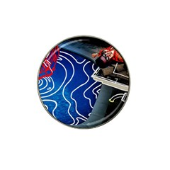Panic! At The Disco Released Death Of A Bachelor Hat Clip Ball Marker (4 Pack) by Onesevenart