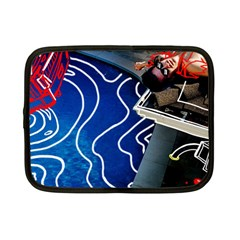 Panic! At The Disco Released Death Of A Bachelor Netbook Case (small)  by Onesevenart
