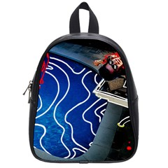 Panic! At The Disco Released Death Of A Bachelor School Bags (small)  by Onesevenart