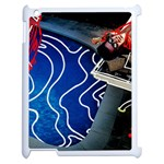 Panic! At The Disco Released Death Of A Bachelor Apple iPad 2 Case (White)
