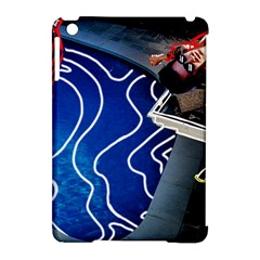 Panic! At The Disco Released Death Of A Bachelor Apple Ipad Mini Hardshell Case (compatible With Smart Cover) by Onesevenart