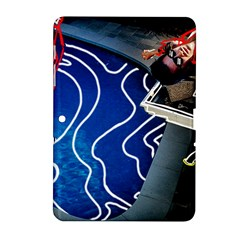 Panic! At The Disco Released Death Of A Bachelor Samsung Galaxy Tab 2 (10 1 ) P5100 Hardshell Case  by Onesevenart