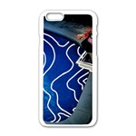 Panic! At The Disco Released Death Of A Bachelor Apple iPhone 6/6S White Enamel Case