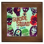 Panic! At The Disco Suicide Squad The Album Framed Tiles