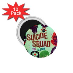 Panic! At The Disco Suicide Squad The Album 1 75  Magnets (10 Pack)  by Onesevenart