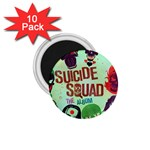 Panic! At The Disco Suicide Squad The Album 1.75  Magnets (10 pack)
