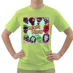 Panic! At The Disco Suicide Squad The Album Green T-Shirt