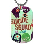 Panic! At The Disco Suicide Squad The Album Dog Tag (Two Sides)