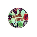 Panic! At The Disco Suicide Squad The Album Hat Clip Ball Marker