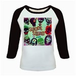 Panic! At The Disco Suicide Squad The Album Kids Baseball Jerseys