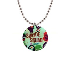 Panic! At The Disco Suicide Squad The Album Button Necklaces by Onesevenart