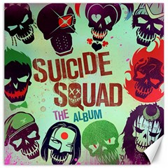 Panic! At The Disco Suicide Squad The Album Canvas 20  X 20   by Onesevenart