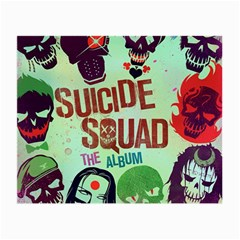 Panic! At The Disco Suicide Squad The Album Small Glasses Cloth (2 Side) by Onesevenart
