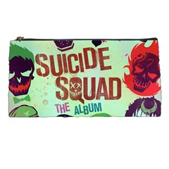 Panic! At The Disco Suicide Squad The Album Pencil Cases by Onesevenart