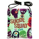 Panic! At The Disco Suicide Squad The Album Shoulder Sling Bags