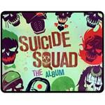 Panic! At The Disco Suicide Squad The Album Fleece Blanket (Medium)