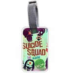 Panic! At The Disco Suicide Squad The Album Luggage Tags (One Side)