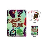 Panic! At The Disco Suicide Squad The Album Playing Cards (Mini)