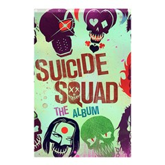 Panic! At The Disco Suicide Squad The Album Shower Curtain 48  X 72  (small)  by Onesevenart