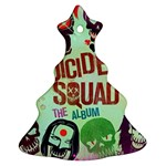 Panic! At The Disco Suicide Squad The Album Christmas Tree Ornament (2 Sides)
