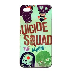 Panic! At The Disco Suicide Squad The Album Apple Iphone 4/4s Seamless Case (black) by Onesevenart