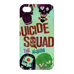 Panic! At The Disco Suicide Squad The Album Apple Iphone 4/4s Hardshell Case by Onesevenart