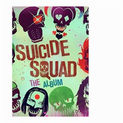 Panic! At The Disco Suicide Squad The Album Small Garden Flag (two Sides) by Onesevenart