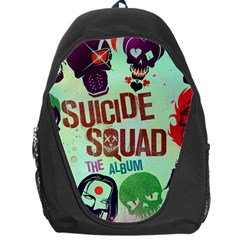 Panic! At The Disco Suicide Squad The Album Backpack Bag by Onesevenart