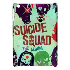 Panic! At The Disco Suicide Squad The Album Apple Ipad Mini Hardshell Case by Onesevenart