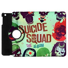 Panic! At The Disco Suicide Squad The Album Apple Ipad Mini Flip 360 Case by Onesevenart