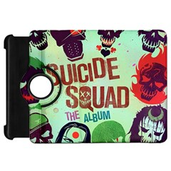 Panic! At The Disco Suicide Squad The Album Kindle Fire Hd Flip 360 Case by Onesevenart